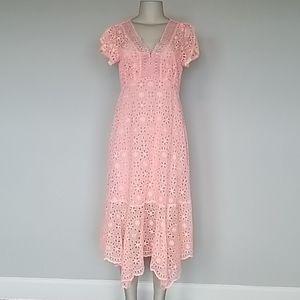 Nanette Lepore limelight eyelet dress-4